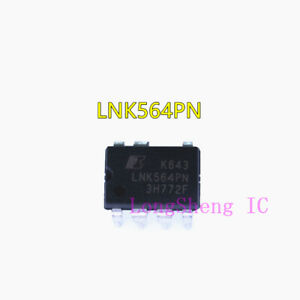 10PCS LNK564PN Off Line Switcher 7-Pin PDIP-B Rail//Tube original