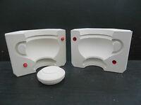 Gipsform Gießform für  Keramik Tasse Höhe 9 cm  Nr. 192