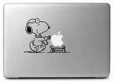 "Doctor Snoopy Laptop Apple Decal Sticker Macbook Air/Pro/Retina 13""15""17"""