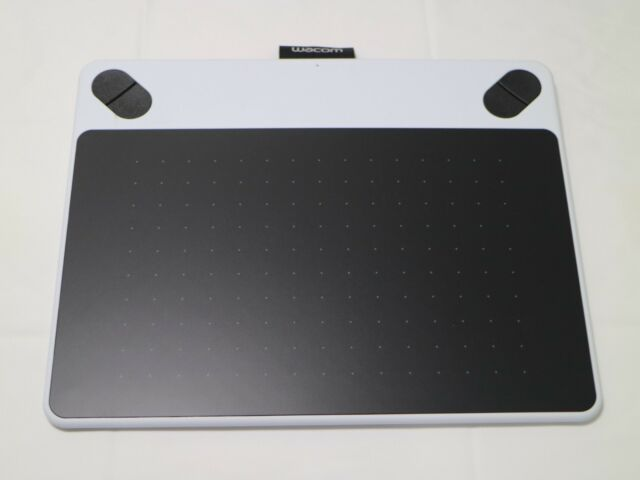 Wacom Intuos Draw Ctl490w Digital Drawing And Graphics Tablet With