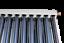 Système solaire solaire collecteur solaire collecteur tubes à vide le collecteur solaire collecteur