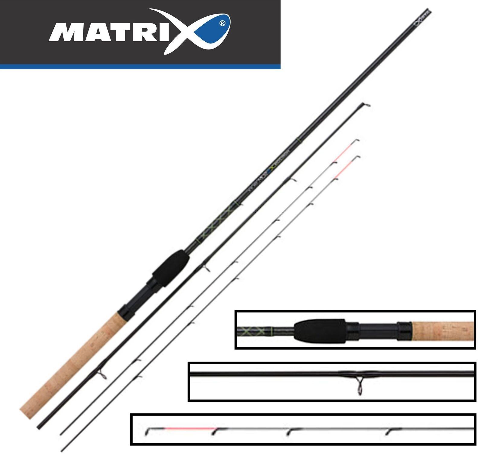 Fox Matrix Horizon Slim Feeder Feeder Feeder 3,50m - Feederrute, Angelrute zum Feederfischen 3c8e1a