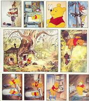 Winnie The Pooh 1999 Panini Complete Album Sticker Set Of 144 Disney