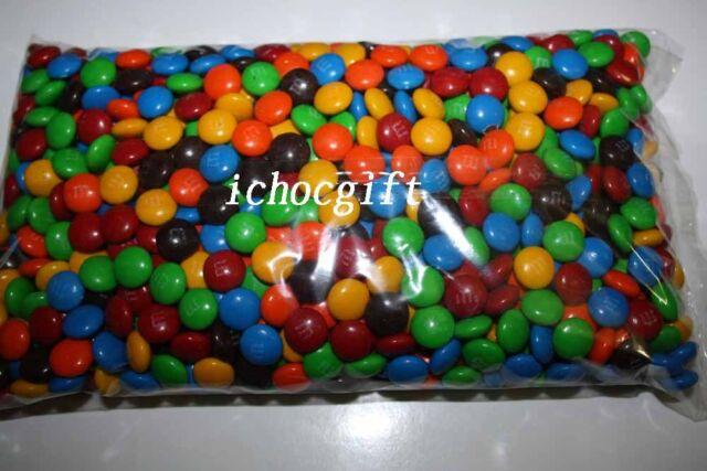 M&M's Milk Chocolate 1kg Bulk Bag