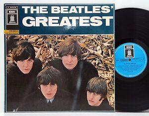 Beatles         Greatest         EMI  ODEON          NM # 1