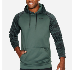 dff58c68a67f Men s Big   Tall Nike Therma Dri-Fit Training Pullover Hoodie ...