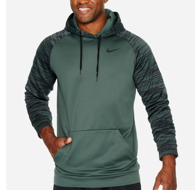 a03dfc12f25a Men s Big   Tall Nike Therma Dri-Fit Training Pullover Hoodie  860483-372