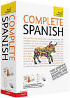 Teach Yourself Complete Spanish by Juan Kattan-Ibarra (Mixed media product, 2010)