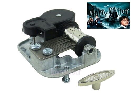 SANKYO Wind Up Musical Movements Parts Music Box Harry Potter Hedwig/'s Theme