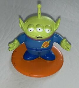 Disney Toy Story Alien with Stand PVC Figure Cake Topper 1 ...