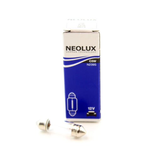 1x 239 C5W Neolux Interior Boot Light Bulb Light Low Cost Standard Replacement