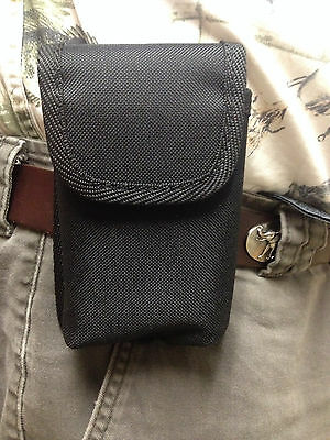 Premium Cell Phone Holster Case fits IPhone 5S w Otterbox case Belt or Clip On