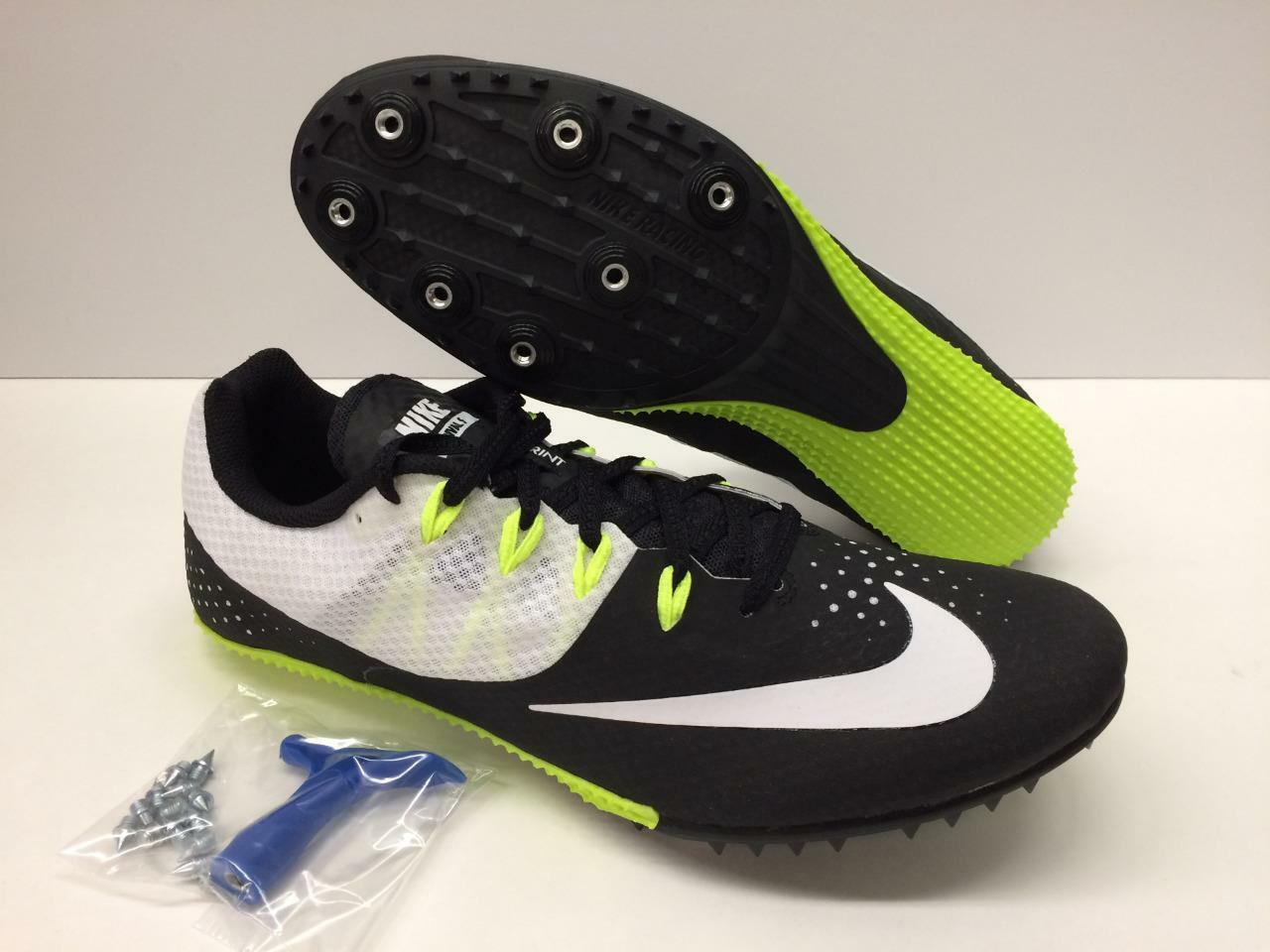 save off 6aeba 16cea ... Nike ZOOM ZOOM ZOOM Rival S 8 Sprint Race Jump Running Track Spikes  Shoes + Wrench ...