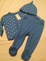 The Children's Place Boys 3 Piece Outfit Size 3-6 Months