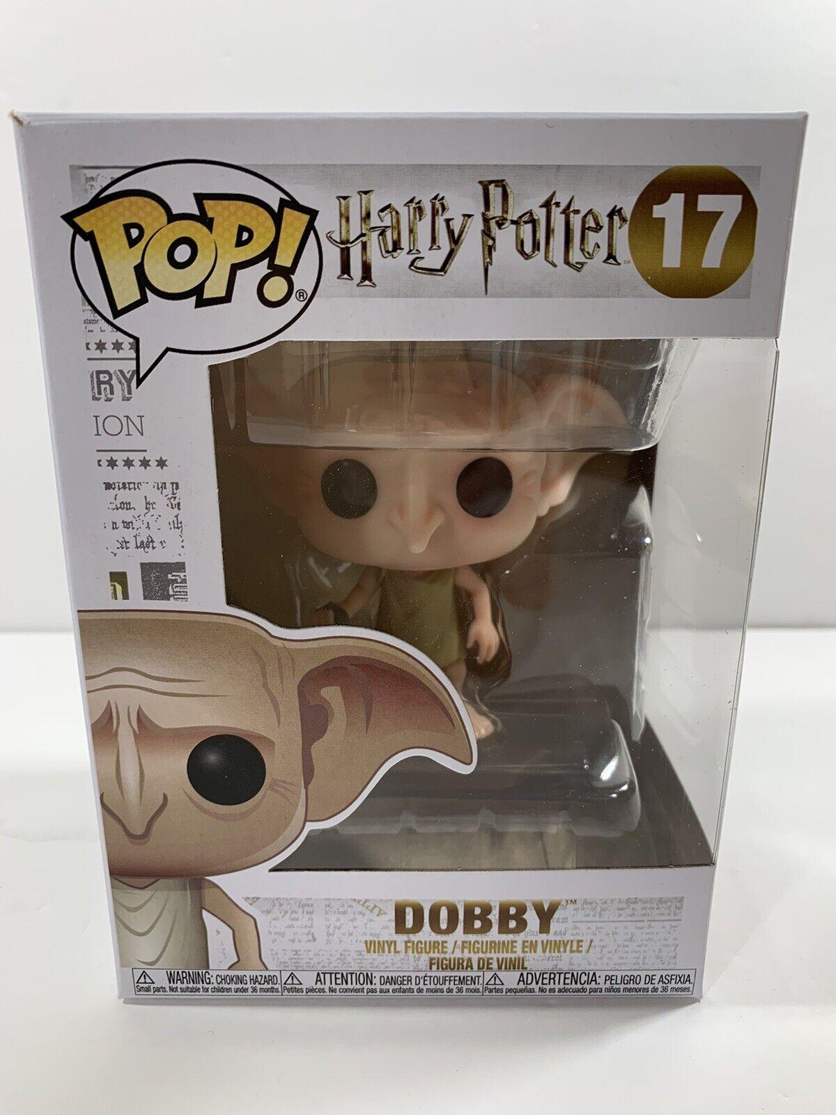 Funko Pop! Harry Potter - Dobby #17 (2016) *Mint*