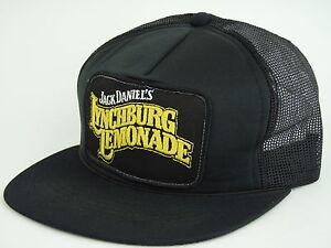 Image is loading VINTAGE-Jack-Daniels-Lynchburg-Lemonade-Snap-Back-Hat- aae62c2afb5