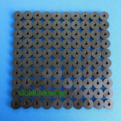 50 PCS LARGE METAL BOBBINS fits PFAFF 541 545 1240 1245 Alder 167 JUKI #18339