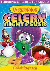 Veggietales-Celery-Night-Fever-New-DVD-Amaray-Case-Dubbed-Subtitled