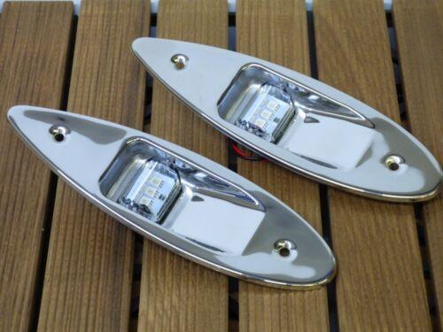 LED Luce posizione BACK bordo tribordo laterali versamenti installazione Niro