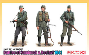 Dragon-1-35-6791-Bataille-de-Smolensk-amp-Roslavl-1941-3-Figurines