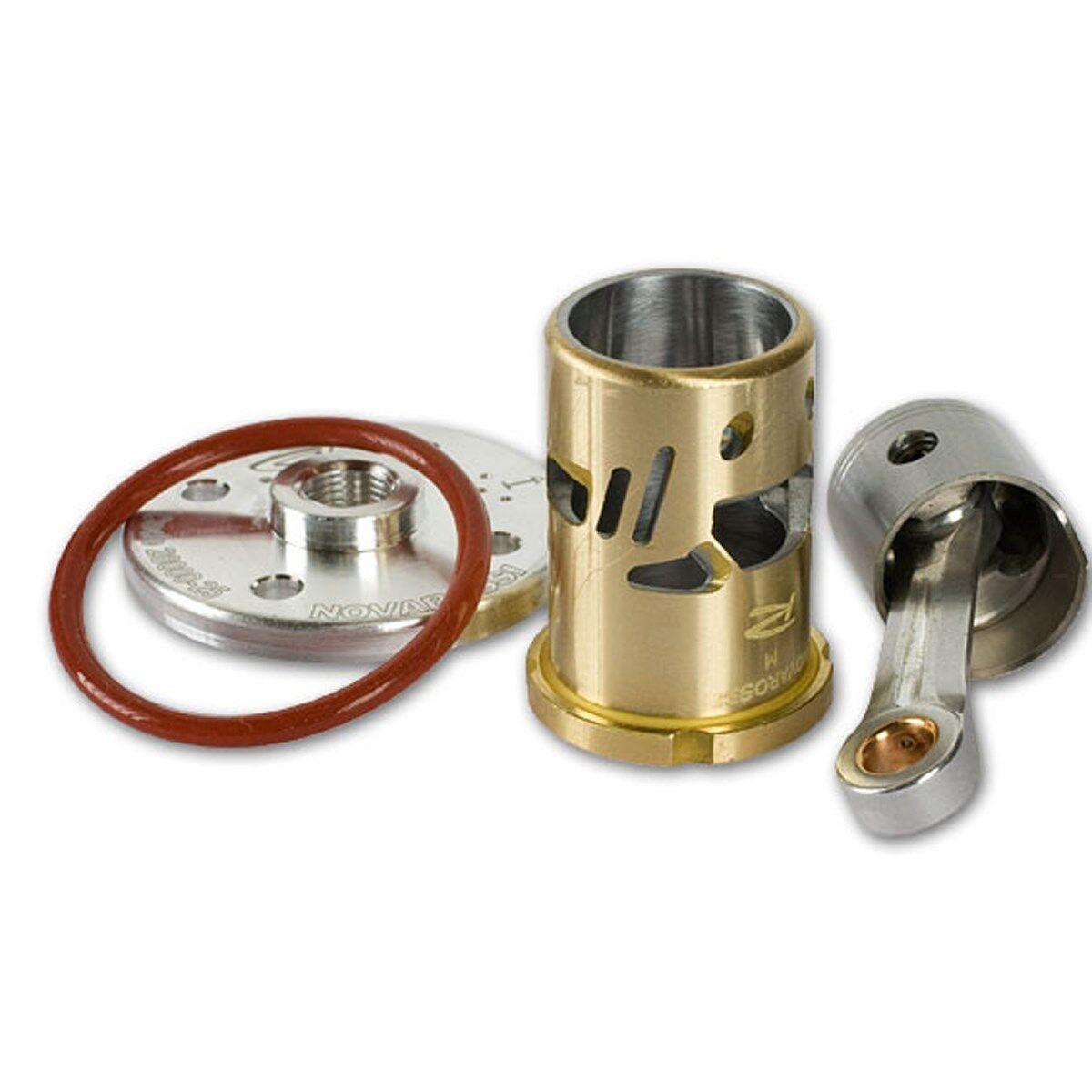 Novarossi Complete Coupling 3.5cc 9P Long Stroke  MITO 35 - NVR08500 16