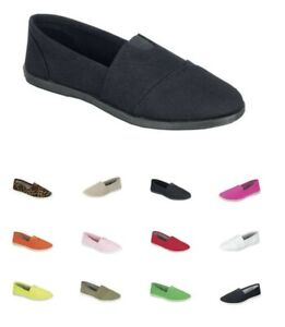 New-women-ballet-flats-slip-on-casual-loafer-canvas-shoes-on-sale-free-shipping