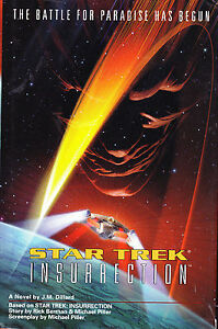 STAR-TREK-INSURRECTION-J-M-DILLARD-HCDJ