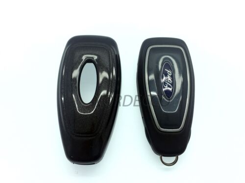 PROTECTIVE HARD SHELL CASE 3 BUTTON KEYLESS FOB FORD FOCUS MONDEO KUGA FIESTA ST