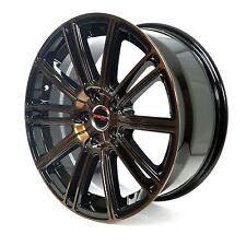 4 GWG Wheels 18 inch Metallic Bronze FLOW Rims fit 5x115 CADILLAC STS 2005