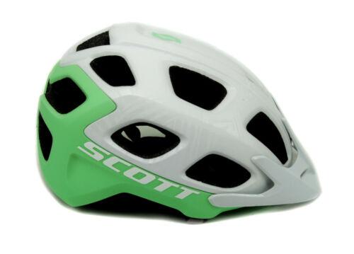 Scott Vivo Plus MIPS Bicycle Helmet Large 59-61cm White//Mint Green