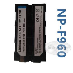 Battery-PACK-for-SONY-NP-F960-NP-F970-NP-F570-PD-PD170-HVR-Z1U-HVR-Z1-Camcorder