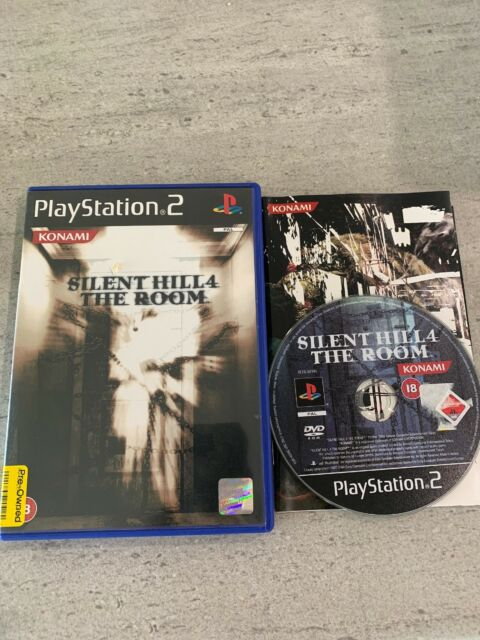 PS2 Silent Hill 4: The Room (Sony PlayStation 2, 2004) Aussie Seller