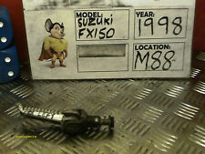 1998 2000 SUZUKI FX 150 FX150 LEFT REAR PASSENGER FOOT REST  98 99 2000