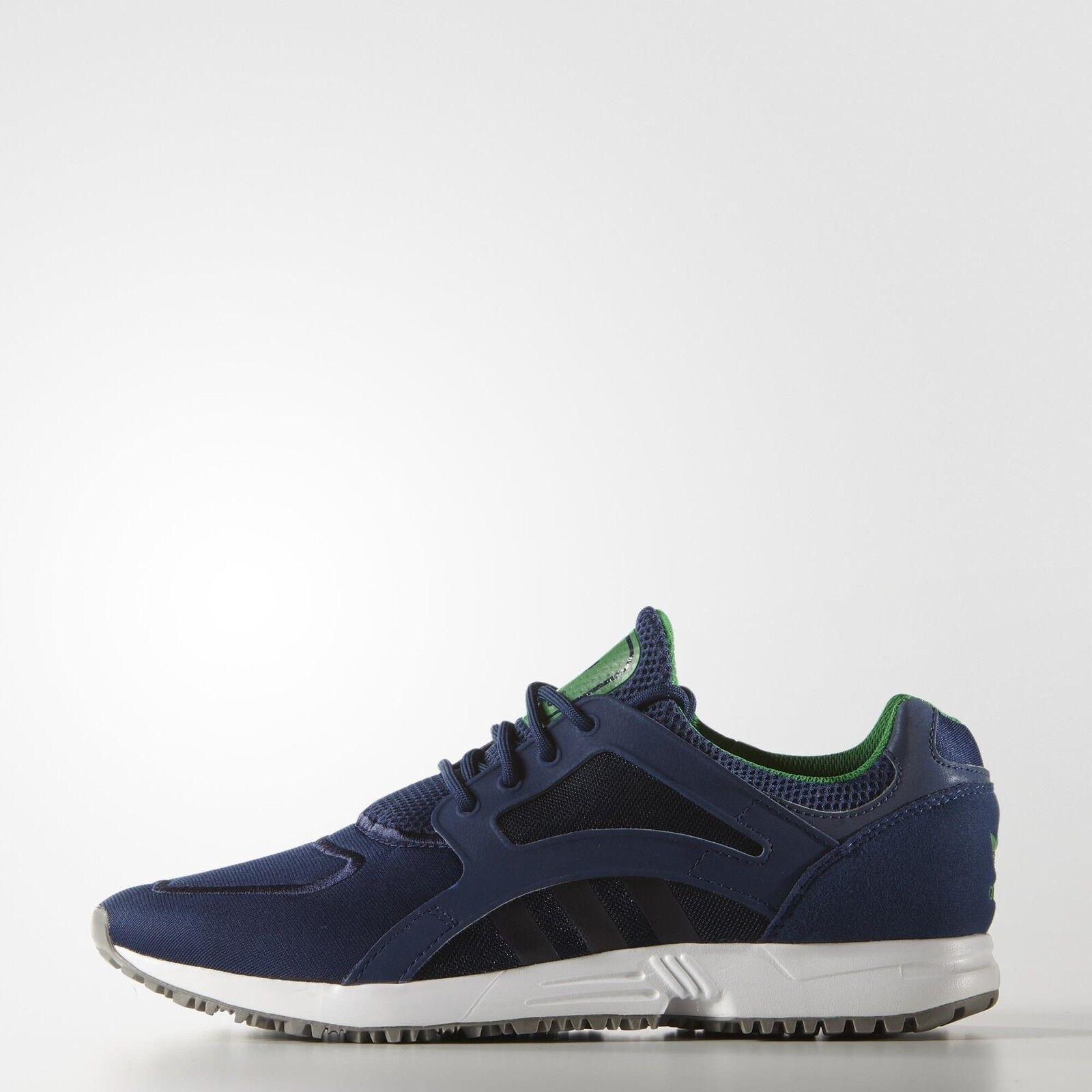 zapatillaS Zapatos  Zapatos RACER  hombre ADIDAS ORIGINALS RACER Zapatos LITE B24798 OXFBLU/Verde 4d8390