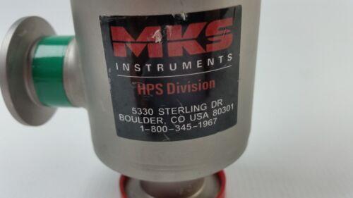 Business & Industrial MKS HPS 151-0025K Manual Isolation Valve KF ...