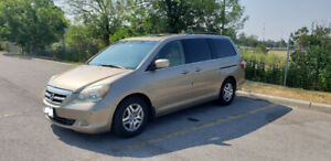 2005 Honda Odyssey Touring  in Great Condition