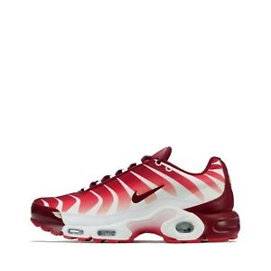 1ab15681c591e9 Nike Air Max Plus Tuned SE After The Bite Men s Trainers Red White ...