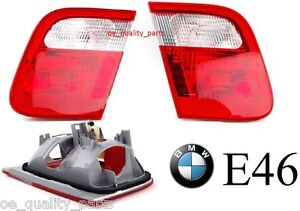 BMW-3-SERIES-E46-1998-2001-NEW-REAR-TAIL-LIGHT-LIGHTS-PAIR-LEFT-RIGHT-SIDE