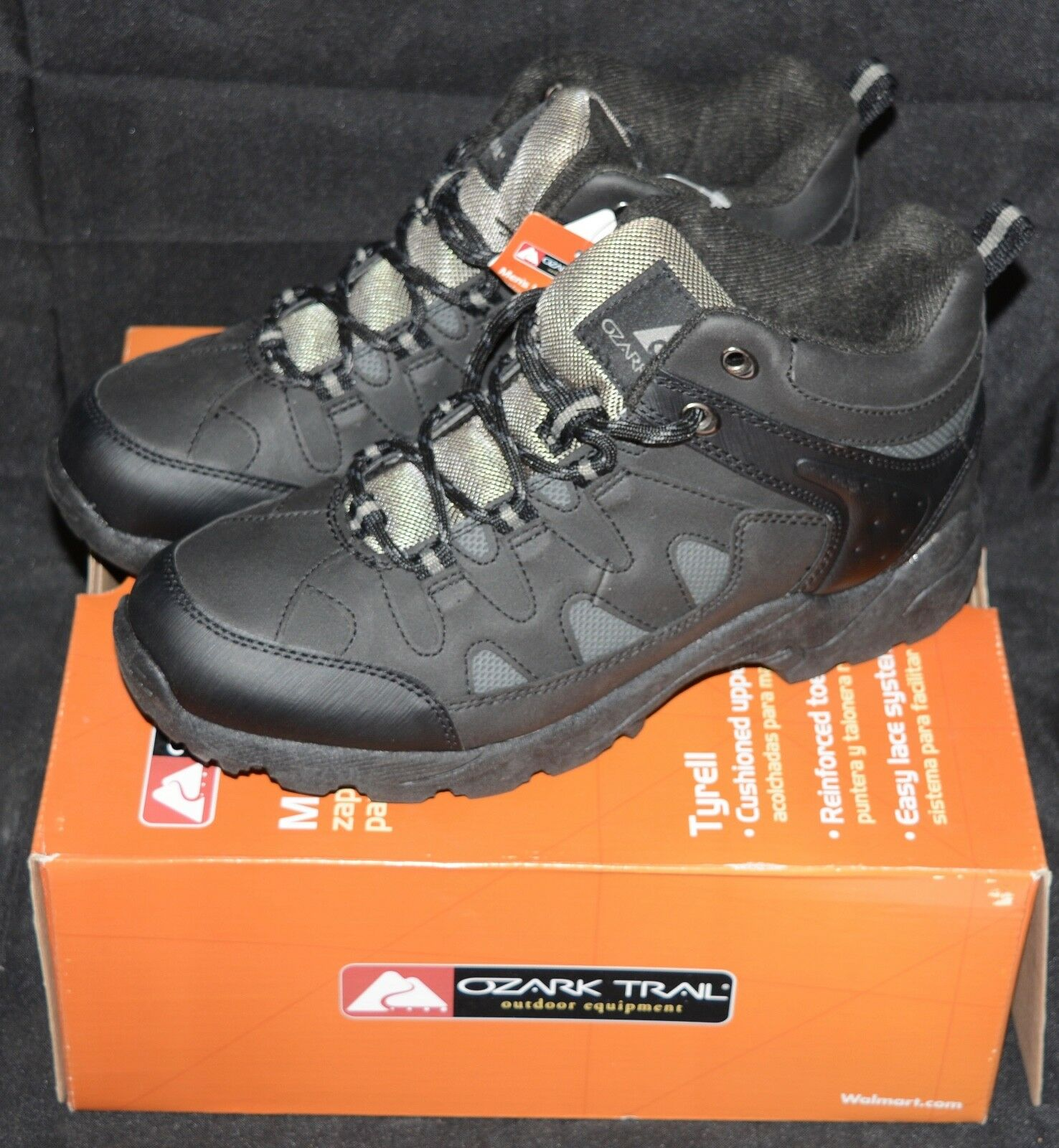 Mens Ozark Trail Boots Tyrell Size 9 1 2