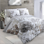 Flowers-Reversible-Duvet-Cover-Set-amp-Pillowcase-Quilt-Bedding-Set-All-Sizes thumbnail 10