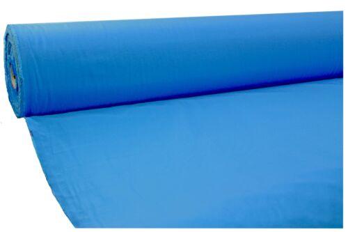 1 metros de profundidad Cielo Azul polivinílico-algodón NHS Scrub Tela artesanías material