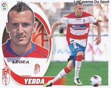 10 YEBDA ALGERIA GRANADA.CF SSC Napoli STICKER CROMO LIGA 2013 PANINI