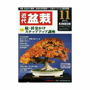Monthly-modern-bonsai-2015-November-magazine