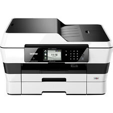 Brother MFC-J6920DW All-In-One Inkjet Printer - White/Black