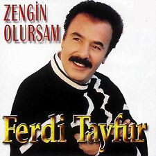 FERDI TAYFUR SERISI - ZENGIN OLURSAM - CD ALBEN