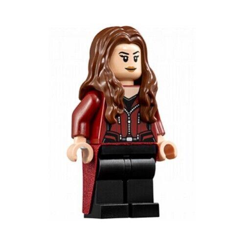 Lego 76051-Super Heroes-Scarlet Witch-Tissu Jupe-mini figure-lire