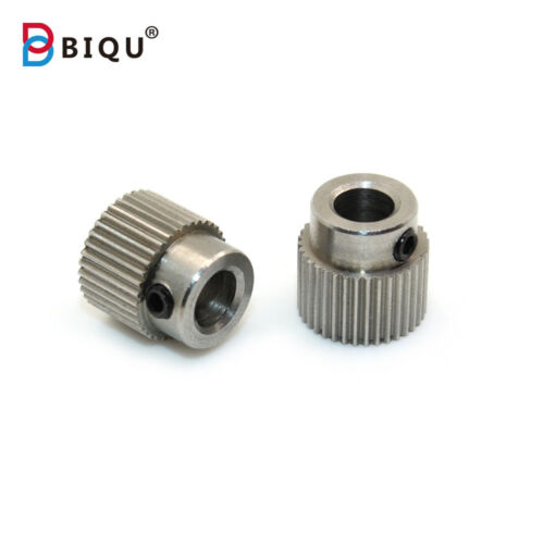 Stainless Steel 36 Teeth MK7//MK8 Planetary Gear Wheel Extruder Feed Extrusion