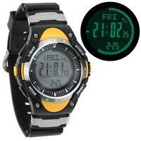 Gps Navigator Altimeter Barometer Compass Outdoor Fr828a Sports Watch