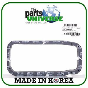 Oil-Pan-Gasket-for-Chevy-Chevrolet-Aveo-Corsa-90409693-90285429-90285430