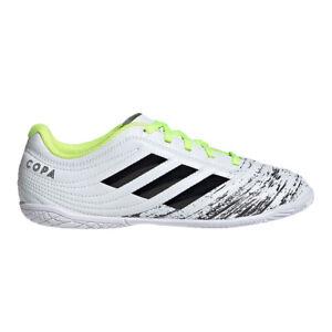 Dettagli su Scarpe da Calcio Adidas Indoor Copa 20.4 In J Tg 35 - 36 - 36 2/3 - 37 1/3 - 38